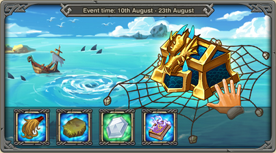 Deep Sea Fishing Event