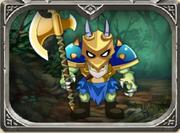 Green Dragon Warrior