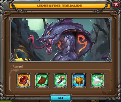 Serpentine Treasure
