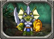 Lizardor Defender