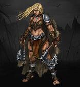 Berserker - Female