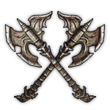 Twin Minotaur Axes.png
