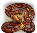 Magma Serpent