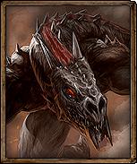 Cave dragon avatar