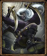 Svartalfr Assassin Avatar