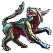 Hati the Moonhound