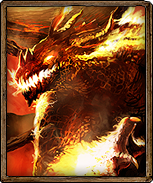 Fire Dragon Avatar