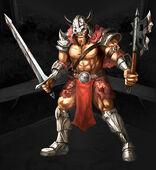 Warrior - Male
