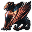 Copperwing Dragon