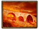 Fire bridge