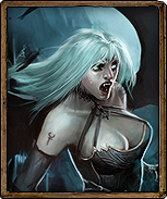 Vampire Wraith