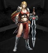 Warrior - Female