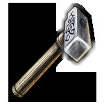 Iron Worker's Hammer