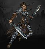 Conqueror - Female