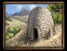 Simple hut