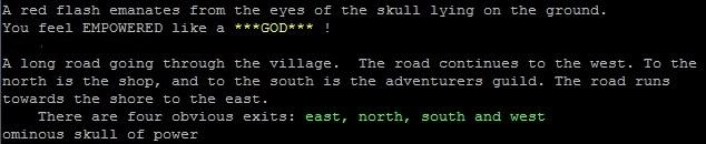 Skull of power