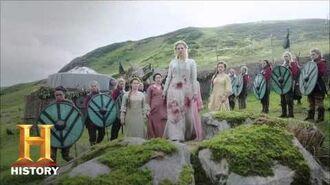 Trailer Vikings - Saison 4