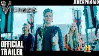 Vikings Season 5 Trailer Official HD