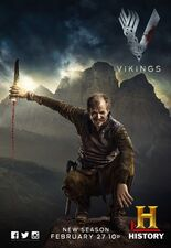 Vikings Staffel 2 Poster 2