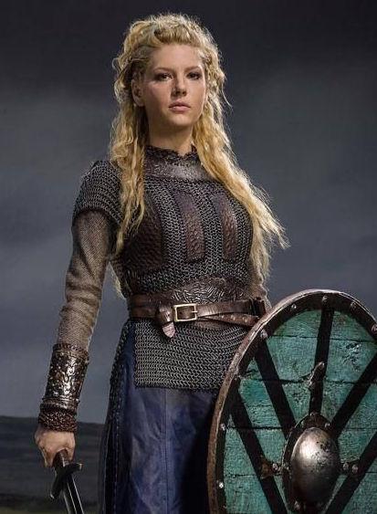 Vikings Schauspielerin