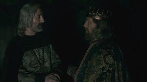 Встреча Эгберта с принцем Вигстаном