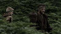 Ragnar affirme qu'il ne se contente pas de l'Est