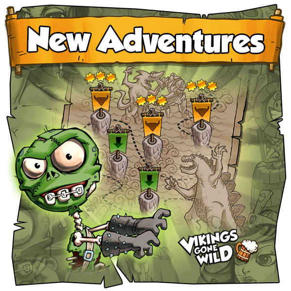 Intro New Adventures
