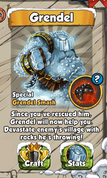 Grendel Iced For Winter