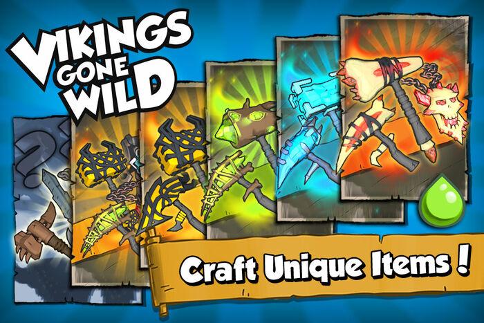Craft Unique Items