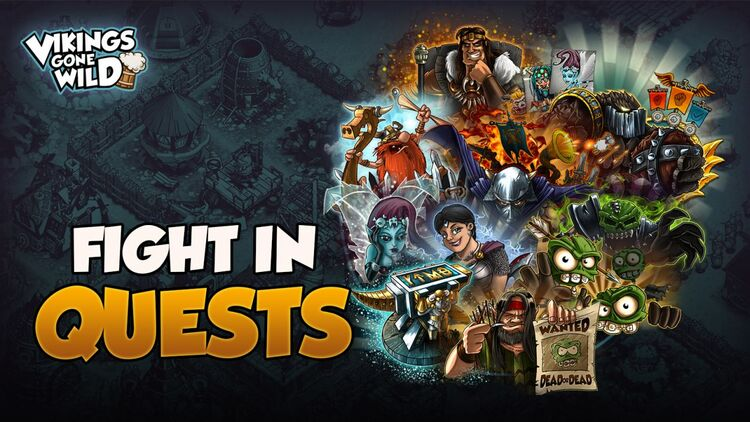 Fight in Quests