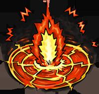 Fire Blast Skill Icon