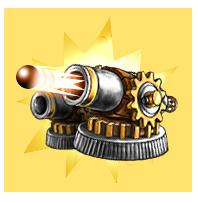 Siege Canon Skill Icon