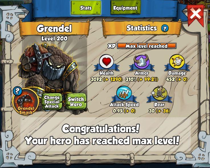 Grendel 200