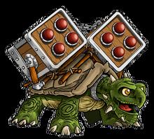 Rocket Tortoise