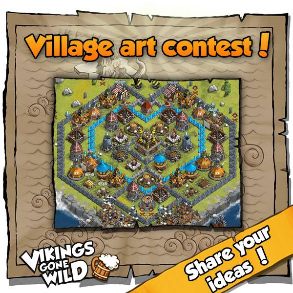 Art Contest Start