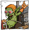 Flying Goblin Icon