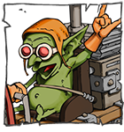 Flying Goblin Icon
