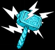 Thunder Ground Skill Icon