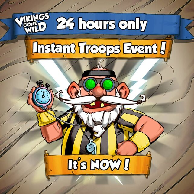 Instant Troops Event1