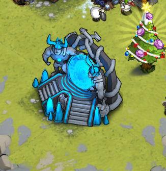 Asgard Gate lvl4