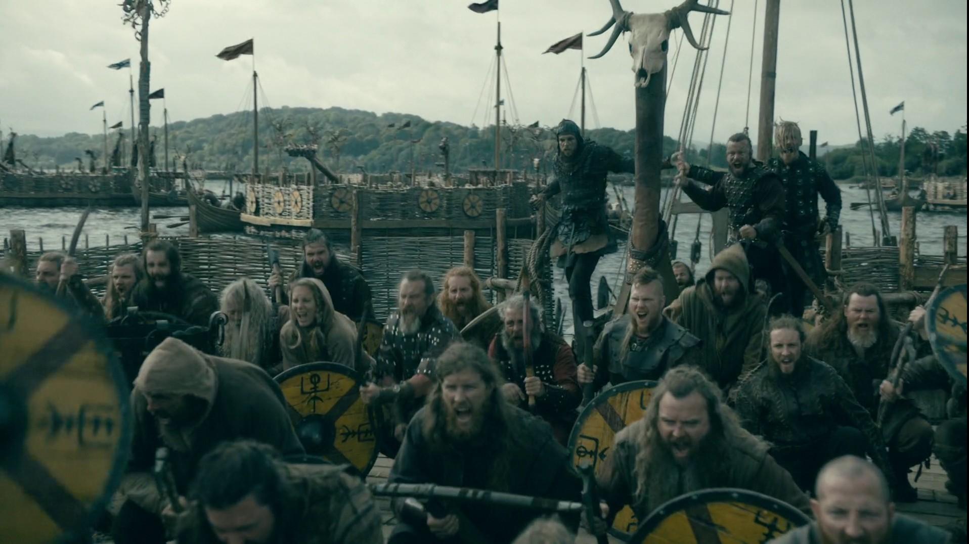 Second Siege of Paris | Vikings Wiki | Fandom