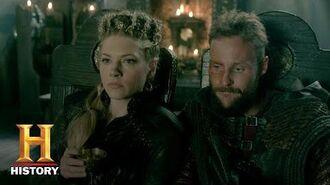 Vikings Season 5 Character Catch-Up - Lagertha (Katheryn Winnick) History