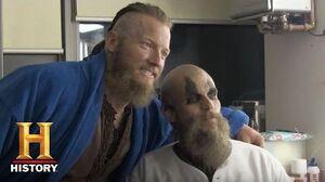 Vikings Toronto Blue Jay Josh Donaldson Becomes Hoskuld The Viking Warrior History