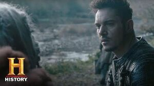 Vikings Lagertha Questions Bishop Heahmund's Trust Season 5 Returns Nov