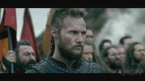 Vikings Season 4 Midseason Return Official Trailer - Comic-Con 2016