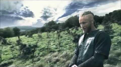 Vikings Trailer History channel
