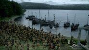 Mercia landing battle