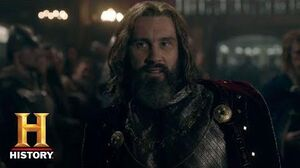 Vikings Rollo Returns Season 5 Returns Nov