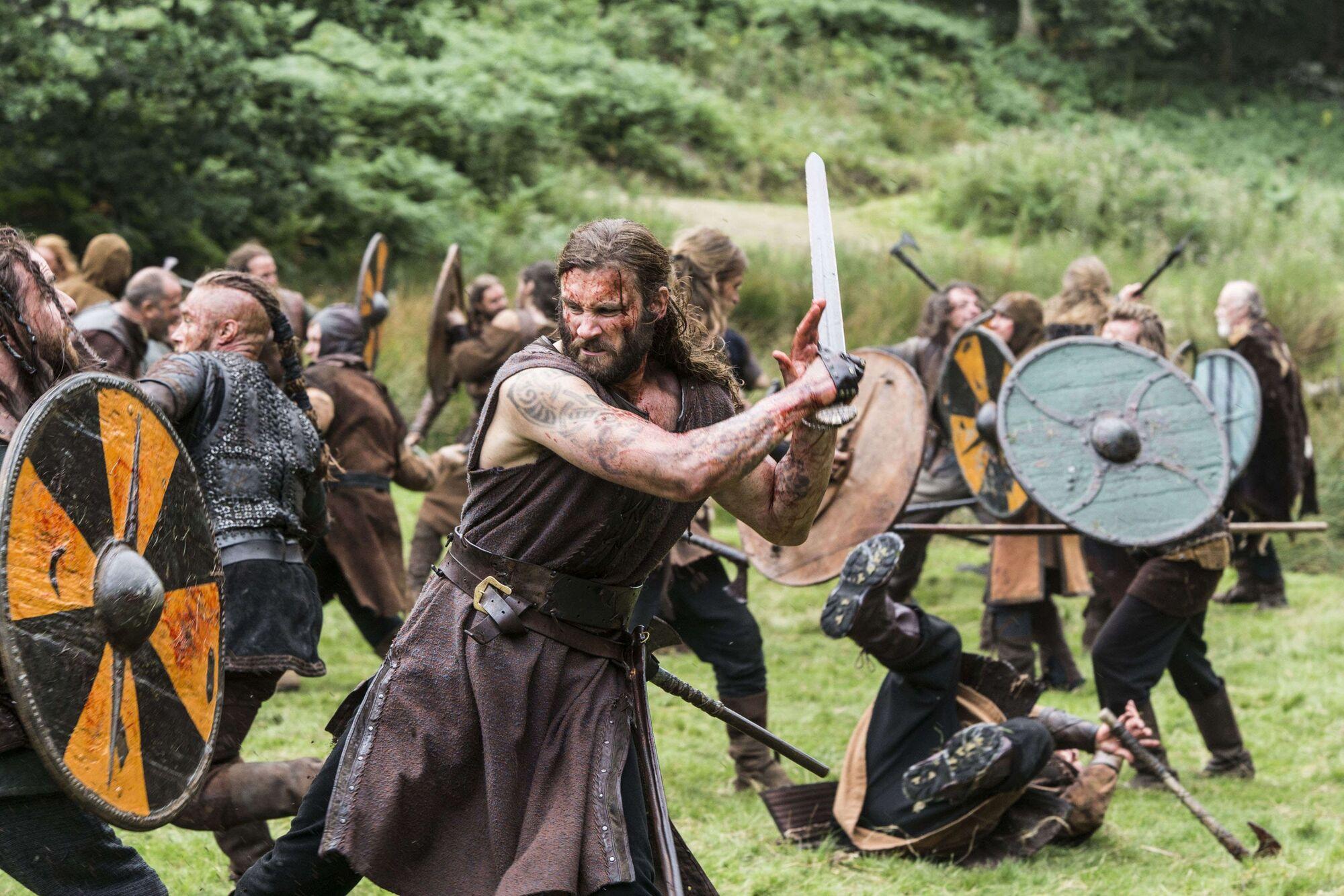 где картинки викинги в бою идеалы заставляли жидов