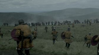 Vikings battle 1